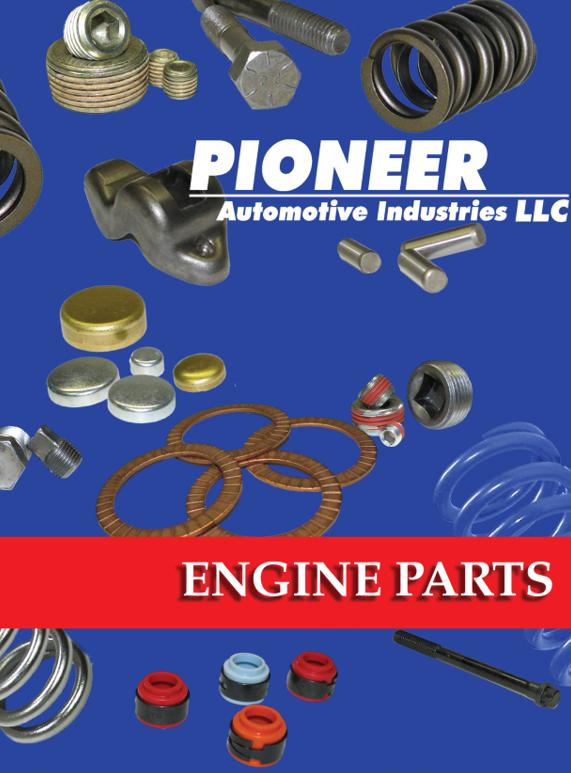 PIONEER Engine parts