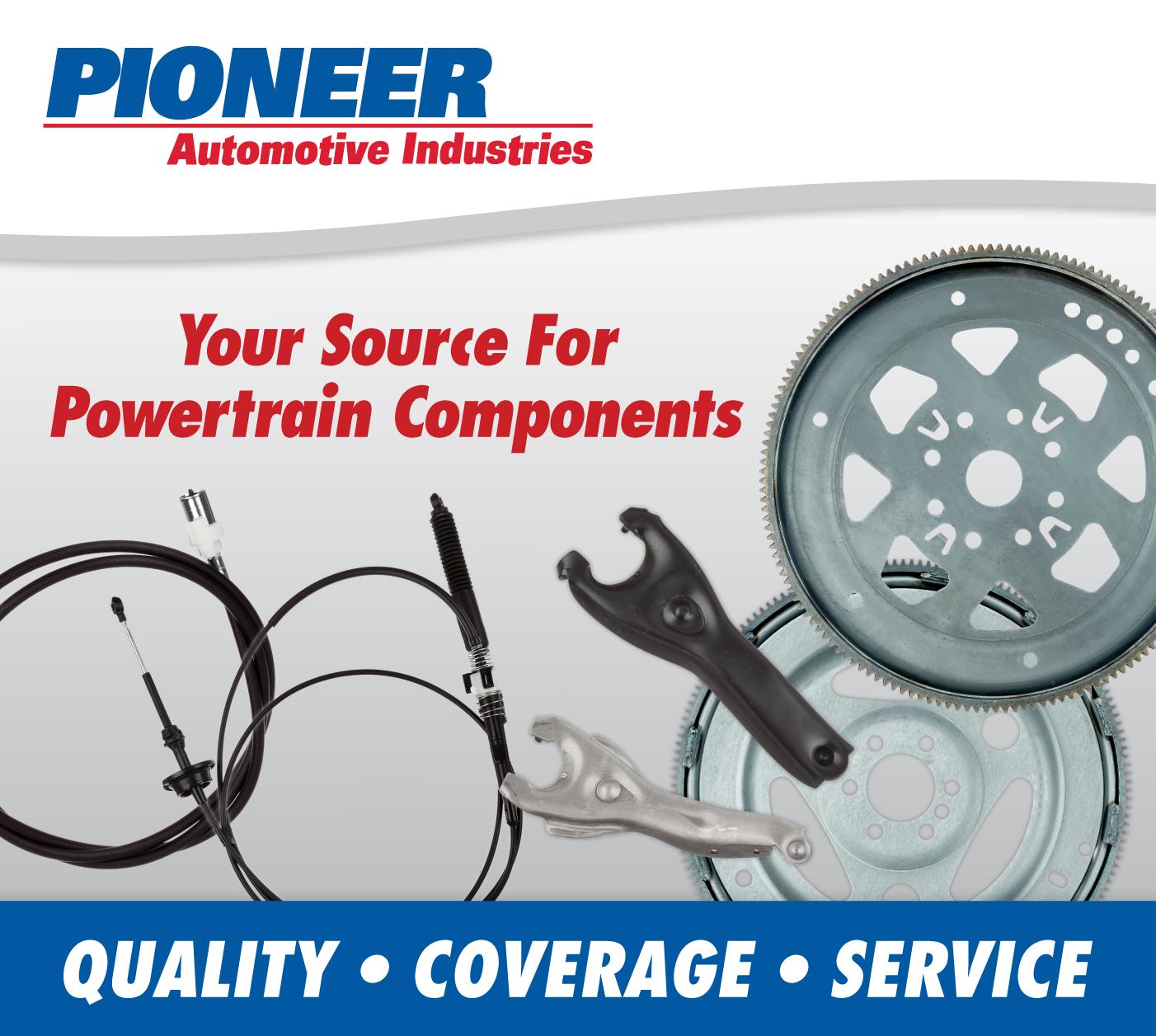 Pioneer 38170-12 Auto Part