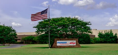 PIONEER ATP Headquarters consolidated in Meridian Mississippi selling flexplates, cables, engine and transmission mounts, engine parts, transmission parts, transmission filters and other products.