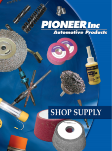 PIONEER Shop Supplies